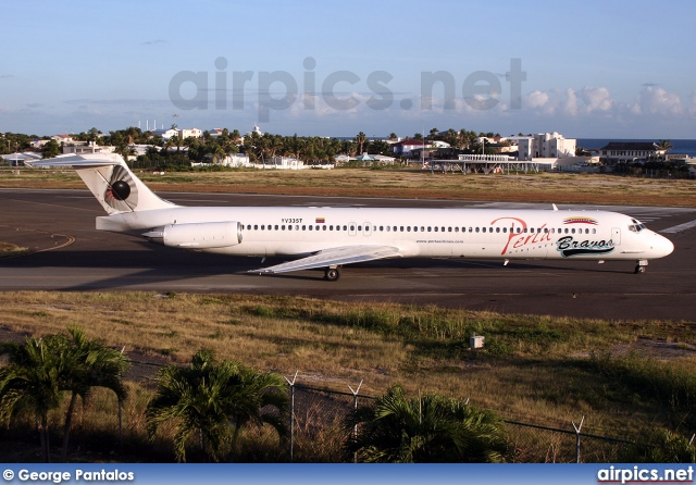 YV335T, McDonnell Douglas MD-82, Perla Airlines