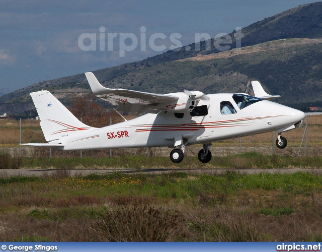 SX-SPR, Tecnam P2006-T, Superior AS