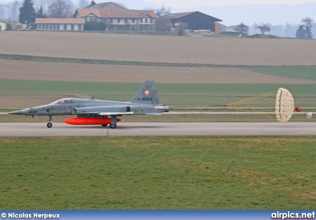 J-3069, Northrop F-5-E Tiger II, Swiss Air Force