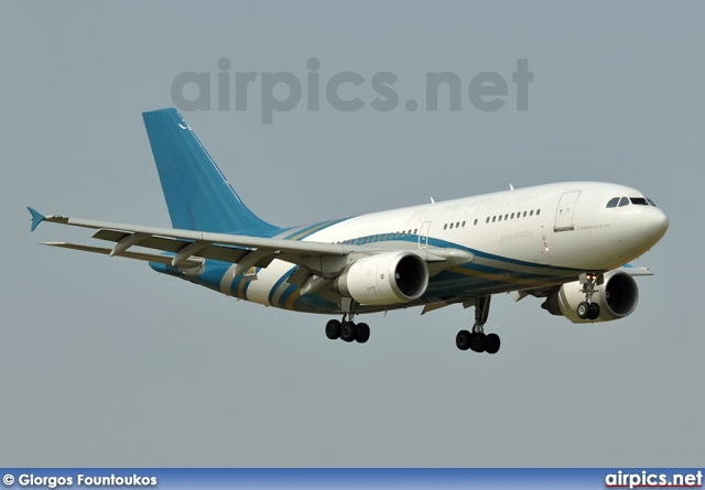 CS-TEI, Airbus A310-300, Untitled