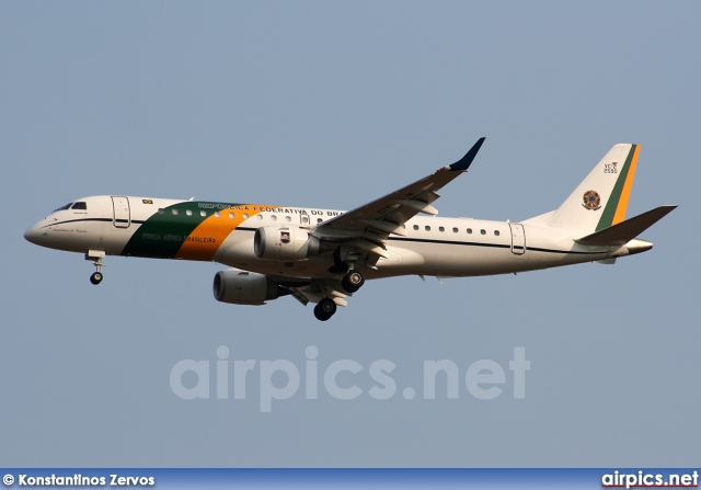 2590, Embraer ERJ 190-100AR (Embraer 190), Brazilian Air Force