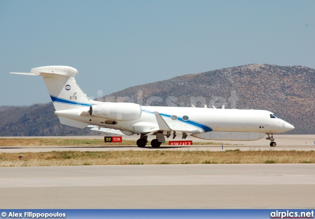 679, Gulfstream G550-Nachshon Aitam, Israeli Air Force