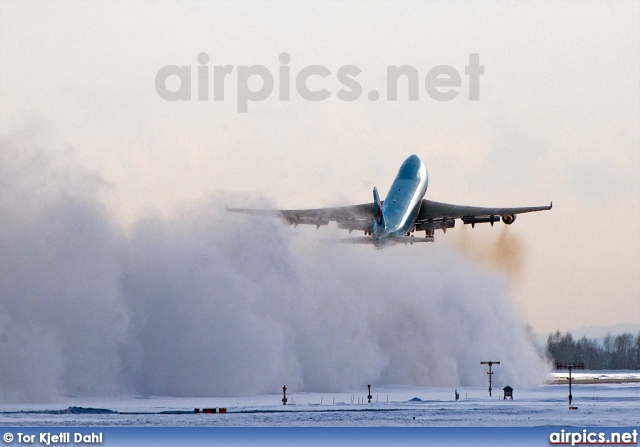 HL7603, Boeing 747-400ERF(SCD), Korean Air Cargo