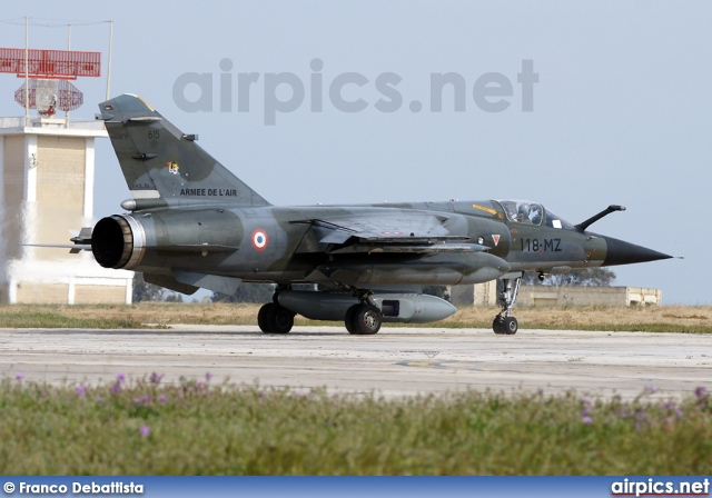 615, Dassault Mirage F.1-CR, French Air Force