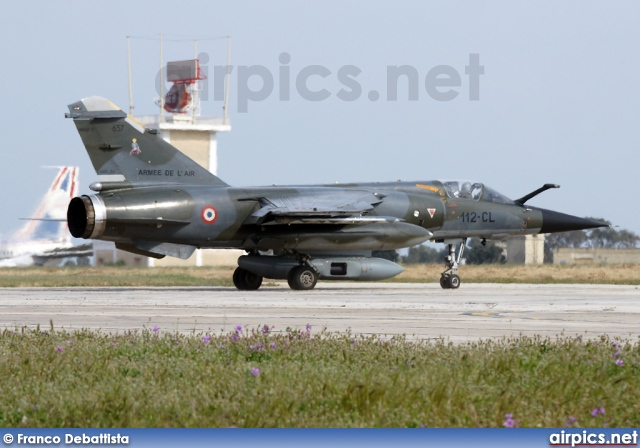 657, Dassault Mirage F.1-CR, French Air Force