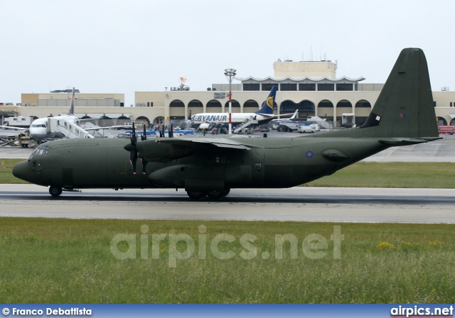 ZH865, Lockheed Martin Hercules C.4 (C-130J-30), Royal Air Force