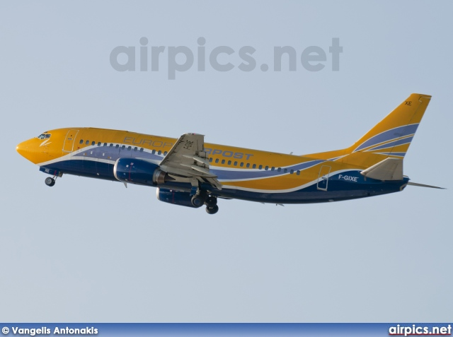 F-GIXE, Boeing 737-300(QC), Europe Airpost
