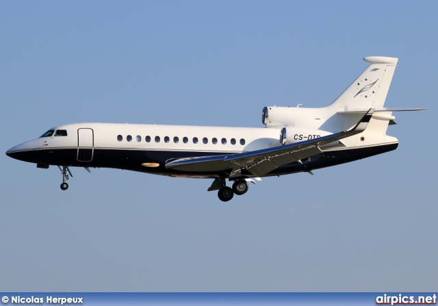 CS-DTD, Dassault Falcon-7X, Private