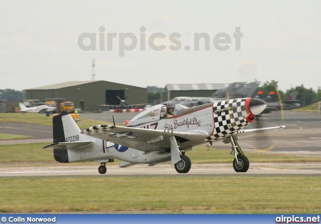 472218, North American P-51-D Mustang, Private