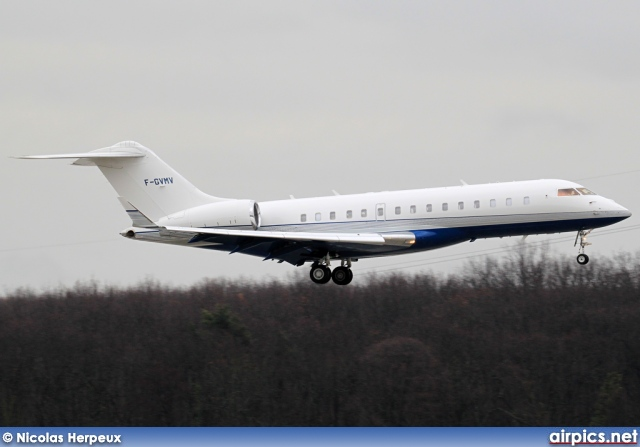 F-GVMV, Bombardier Global Express-XRS, Untitled