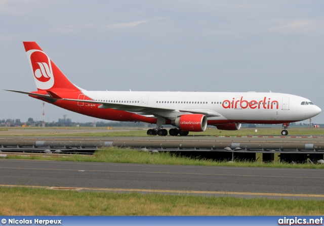 D-ALPA, Airbus A330-200, Air Berlin