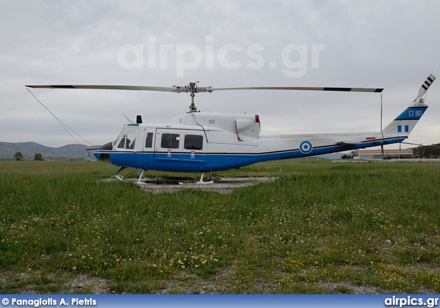 801, Bell 212 (Twin Huey), Hellenic Army Aviation