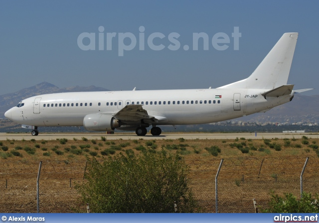 JY-JAP, Boeing 737-400, Jordan Aviation