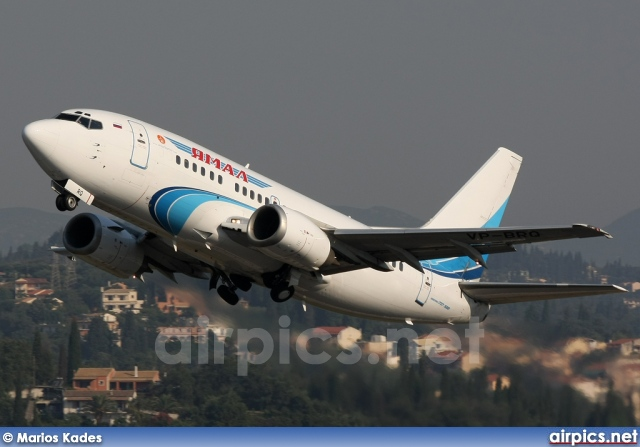 VP-BRQ, Boeing 737-500, Yamal Airlines