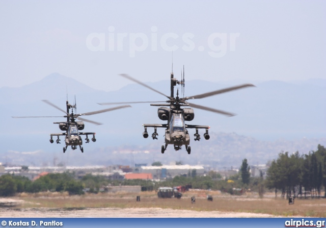 Boeing (McDonnell Douglas-Hughes) AH-64-A Apache, Hellenic Army Aviation