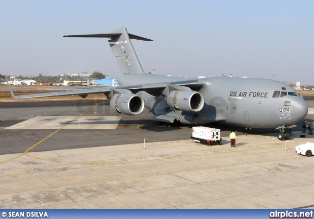 00-0174, Boeing C-17-A Globemaster III, United States Air Force