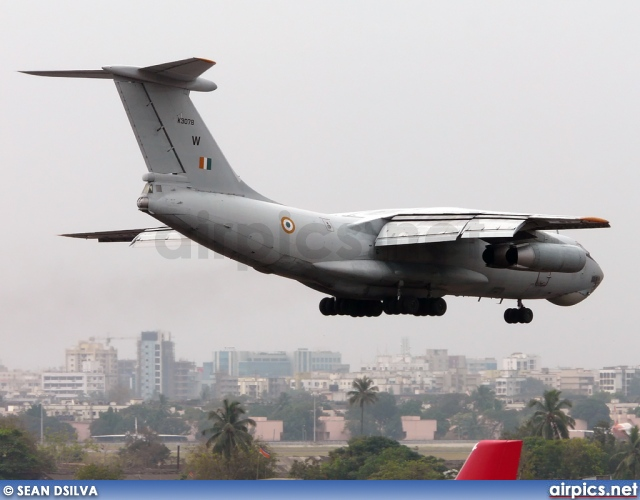 K3078, Ilyushin Il-76-MD, Indian Air Force