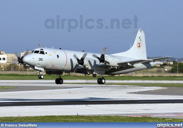 162315, Lockheed P-3-C Orion, United States Navy