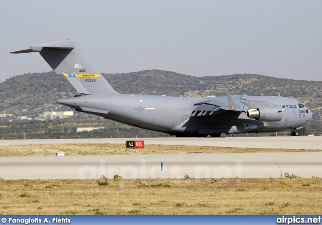 94-0069, Boeing C-17-A Globemaster III, United States Air Force