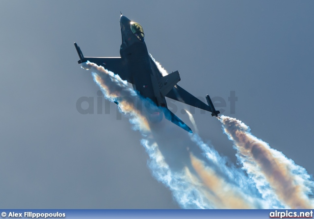 J-631, Lockheed F-16-AM Fighting Falcon, Royal Netherlands Air Force