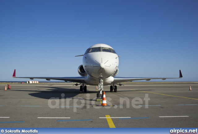 PR-SIR, Bombardier Global Express, Private