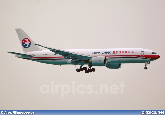 B-2082, Boeing 777-F, China Cargo Airlines