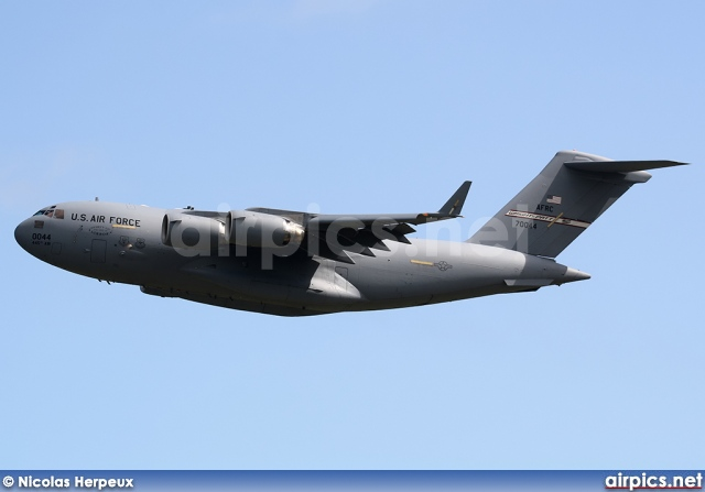 97-0044, Boeing C-17-A Globemaster III, United States Air Force