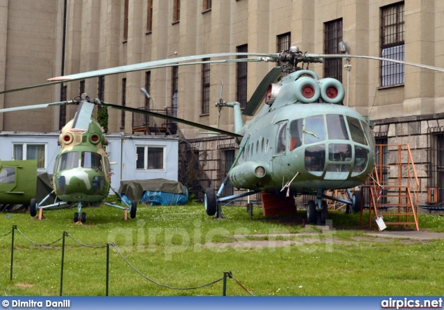 0614, Mil Mi-8-T, Polish Air Force