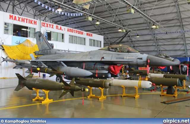 067, Lockheed F-16-CJ Fighting Falcon, Hellenic Air Force