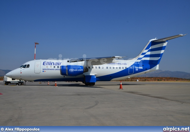 SX-EMS, British Aerospace Avro RJ85, Ellinair