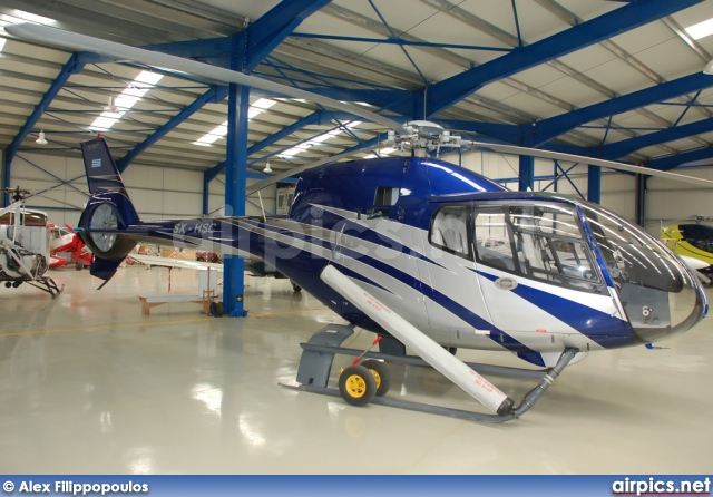 SX-HSC, Eurocopter EC 120-B Colibri, Private