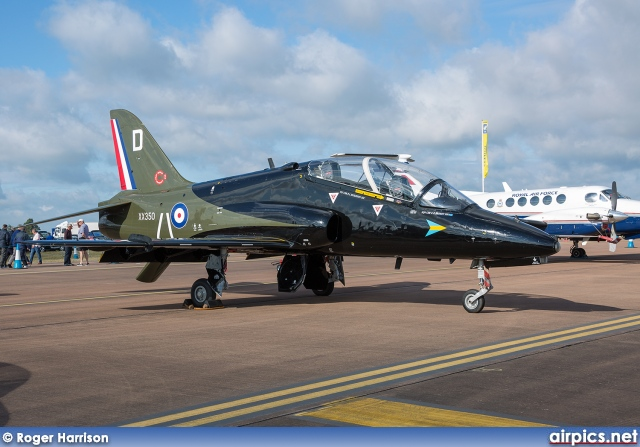 XX350, British Aerospace (Hawker Siddeley) Hawk-T.1, Royal Air Force