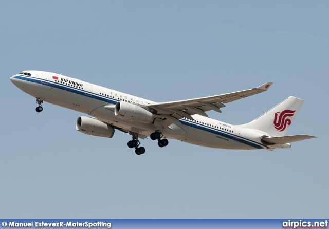 B-6090, Airbus A330-200, Air China