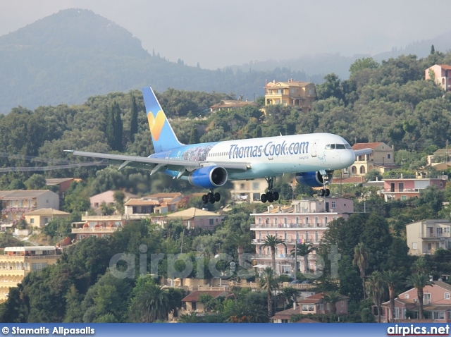 G-TCBC, Boeing 757-200, Thomas Cook Airlines