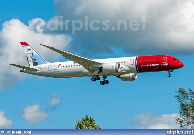 G-CIXO, Boeing 787-9 Dreamliner, Norwegian Air UK