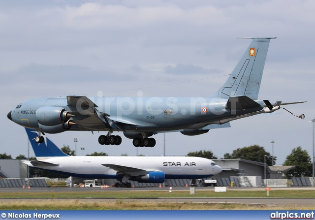 93-CN, Boeing KC-135-R Stratotanker, French Air Force