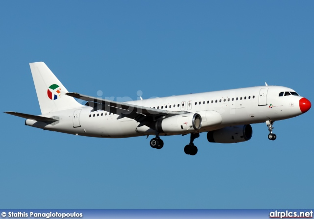 OY-LHD, Airbus A320-200, Danish Air Transport