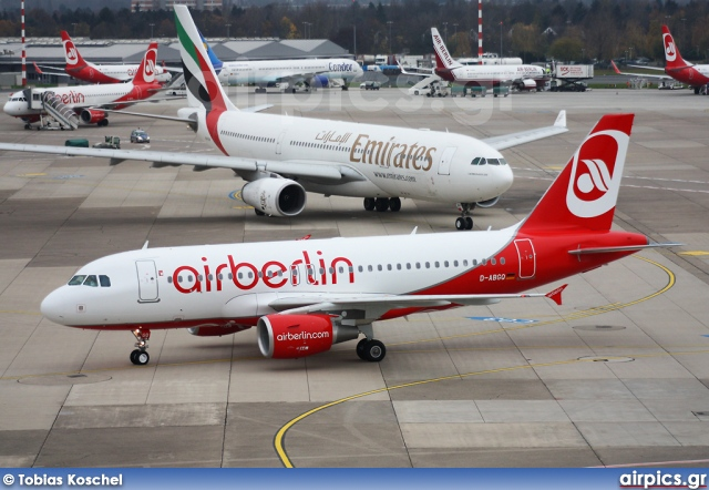 D-ABGQ, Airbus A319-100, Air Berlin