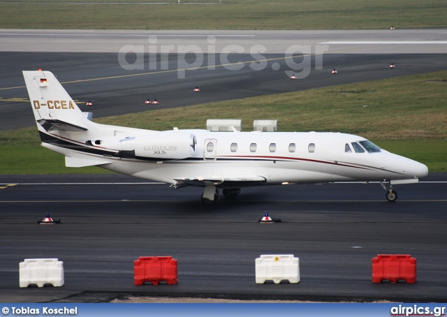 D-CCEA, Cessna 560-Citation XLS, Untitled