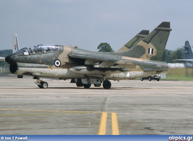 161221, Ling-Temco-Vought TA-7-H Corsair II, Hellenic Air Force