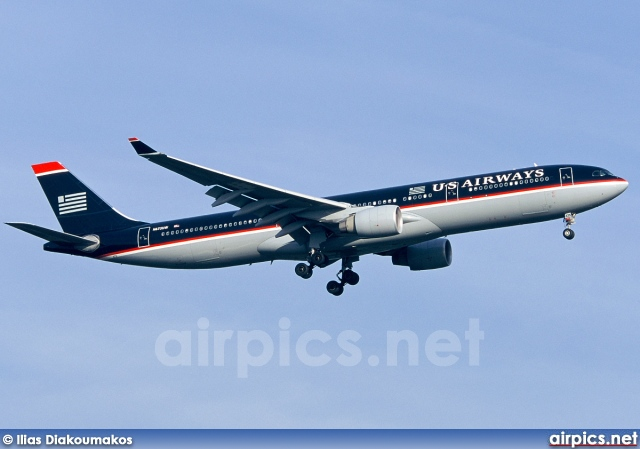 N673UW, Airbus A330-300, US Airways