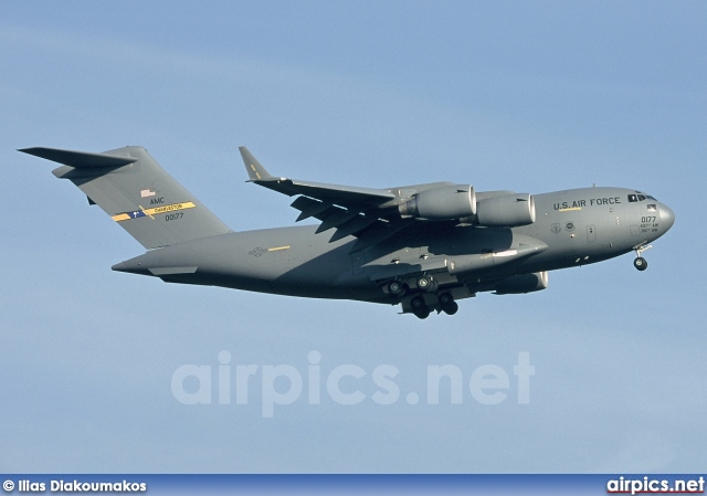 00-0177, Boeing C-17-A Globemaster III, United States Air Force