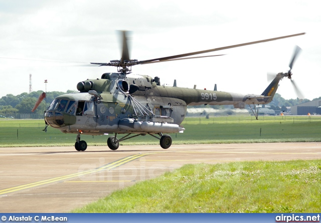 9915, Mil Mi-171-Sh, Czech Air Force