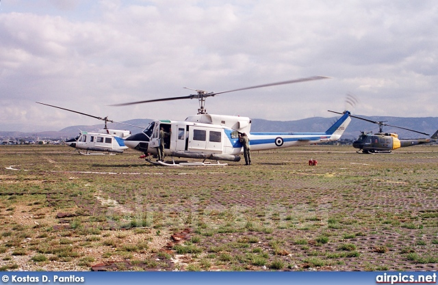 30765, Bell 212 (Twin Huey), Hellenic Air Force