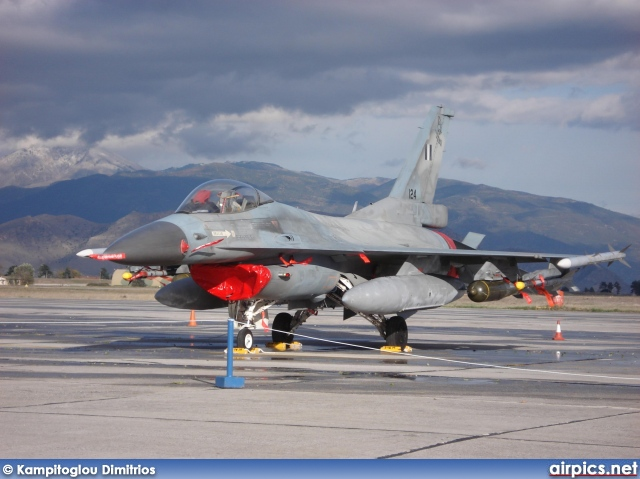 124, Lockheed F-16-C Fighting Falcon, Hellenic Air Force