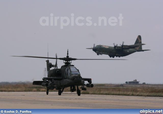 1019, Boeing (McDonnell Douglas-Hughes) AH-64-A Apache, Hellenic Army Aviation