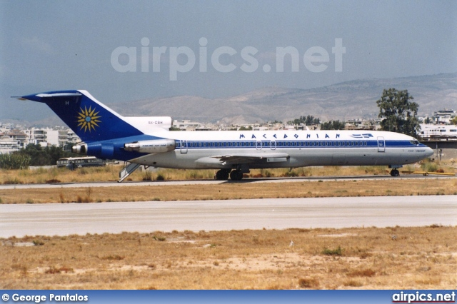 SX-CBH, Boeing 727-200Adv, Macedonian Airlines