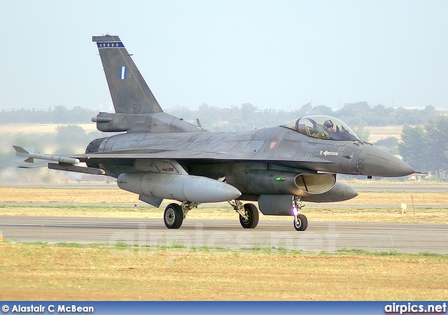 513, Lockheed F-16-C Fighting Falcon, Hellenic Air Force