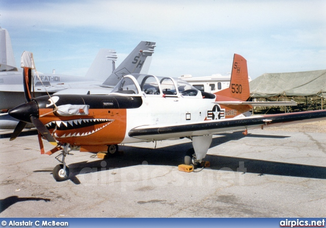 160530, Beech T-34-C Turbo-Mentor, United States Marine Corps