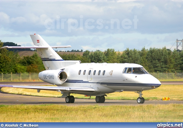 OE-GHU, Hawker 800-XP, Private
